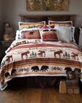 Hinterland by Carstens Lodge Bedding