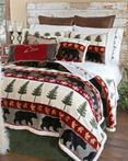 Tall Pine Carstens Lodge Bedding