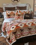 Free Rein Carstens Lodge Bedding