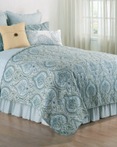 Amherst Blue by C&F Quilts
