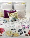 Couture Rose Fuchsia by Designers Guild Bedding