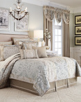 Nathaniel by Croscill Home Fashions