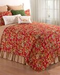 Jocelyn Red by C&F Quilts