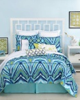 Blue Peacock by Trina Turk Bedding