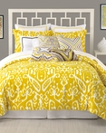 Ikat Yellow by Trina Turk Bedding