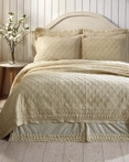 Adelia Creme by VHC Brands Quilts