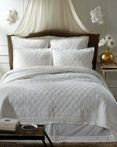 Adelia White by VHC Brands Quilts