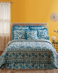 Briar Azure by VHC Brands Quilts