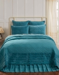Eleanor Teal by VHC Brands Quilts
