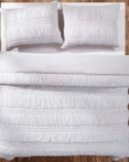Natasha Silver Cloud by VHC Brands Quilts