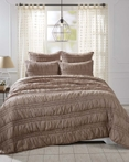 Natasha Warm Taupe by VHC Brands Quilts