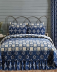 Paloma Indigo by VHC Brands Quilts