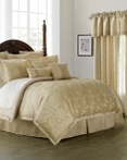 Isabella Gold by Waterford Luxury Bedding