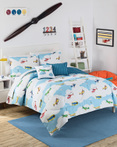 In the Clouds by Waverly Kids Bedding Collection