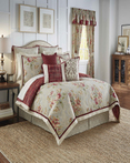 Fresco Flourish by Waverly Bedding Collection