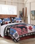 Mountain Trail by Greenland Home Fashions