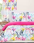 Flutterbye by Crayola Bedding