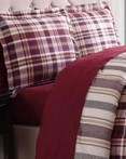 Cornwall Crimson by London Fog Bedding