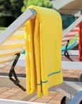 Croisiere Beach Towel by Yves Delorme Paris Bedding