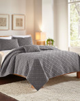 Alana Grey by Croscill Home Fashions