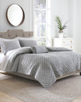 Carissa Silver by Croscill Home Fashions