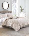 Carissa Ivory by Croscill Home Fashions
