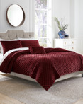 Carissa Merlot by Croscill Home Fashions