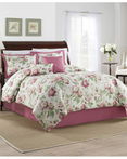 Forever Yours Berry by Waverly Bedding Collection