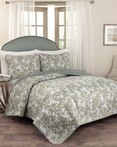 Tulip Toile by Waverly Bedding Collection