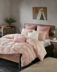 Masie Blush by Ink & Ivy Bedding