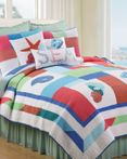 Antigua Bay  by C&F Quilts