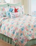 Caribbean Splash by C&F Quilts
