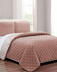 Blush Coverlet by Hallmart Collection