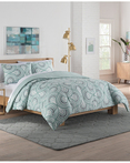 Frenchy Sage by Vue Bedding Collection