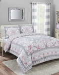 Nala Grey by Marble Hill Designs Bedding