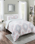 Sabrina Aqua by Marble Hill Designs Bedding