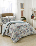 Ahana Teal by Marble Hill Designs Bedding