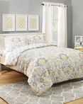 Rayna Grey by Marble Hill Designs Bedding