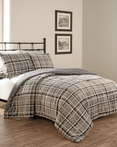 Casimir Plaid by Beauty Rest Bedding