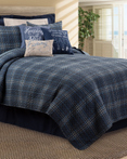 Anthony Navy by C&F Quilts