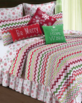 Very Merry  by C&F Quilts