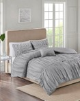 Ciera Grey by FiveTen 510 Designs Bedding