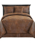Faux Leather by Blue Ridge Trading