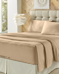 Royal Fit Sheet Sets 300 Thread Count  by J Queen New York