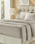 Royal Fit Sheet Sets 500 Thread Count  by J Queen New York