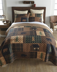 Brown Bear Cabin by Donna Sharp Quilts