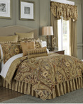 Ashton by Croscill Home Fashions