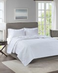 Lucca White by FiveTen 510 Designs Bedding