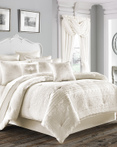 Mackay White by Five Queens Court Bedding