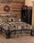 Black Check Star by VHC Brands Quilts
